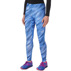 The North Face GTD Tight Dam coastline blue brushed print